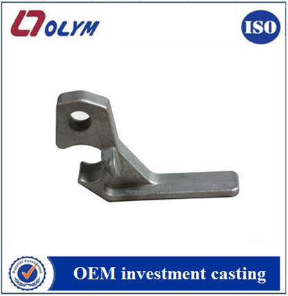 OEM quality products steel motor cycle parts investment casting