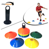 Sports Training Agility Cone Football Equipment Soccer Disc Cones
