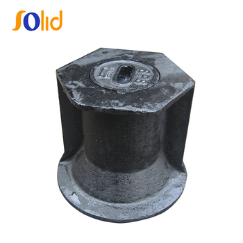 Ductile Iron round water meter box for valves or fire hydrants or water meters