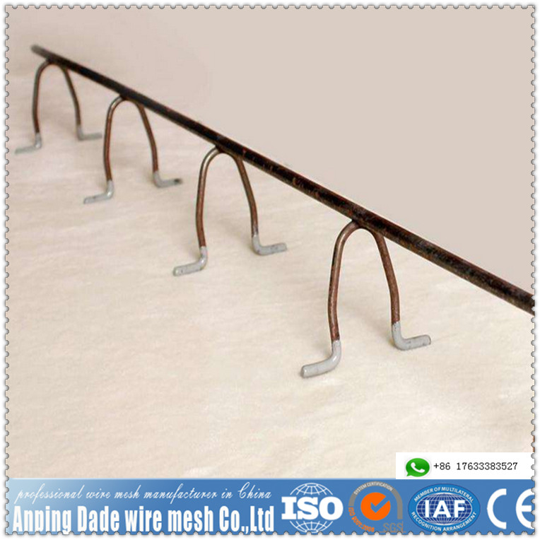 rebar chair slab bolster upper chair for construction