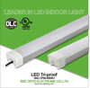 DLC UL 45w LED tri-proof tube energy saving LED lighting 95lm/w tri-proof tube