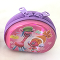 Promotional Item Supplier Round Wallet Tin Coin Purse