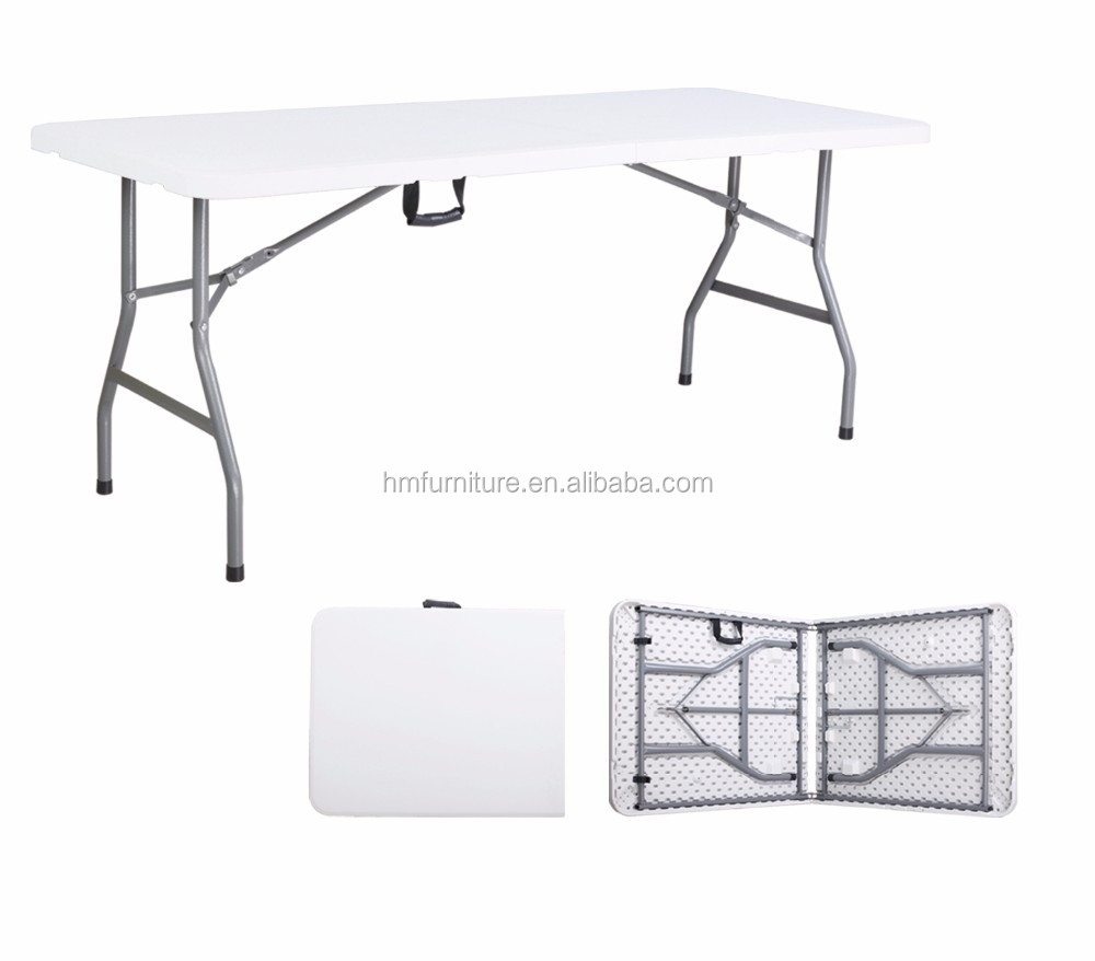 183cm plastic folding table