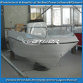 Gather Factory supply agent wanted hot sale 6 persons 18ft/5.5m boat, fiberglass boat, fishing boat