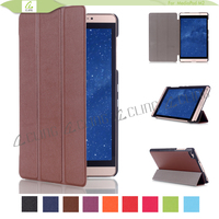 2015 wholesale flip stand case for Huawei Mediapad M2 M1 X1 X2 T1 8 inch tablet pu leather protective case cover