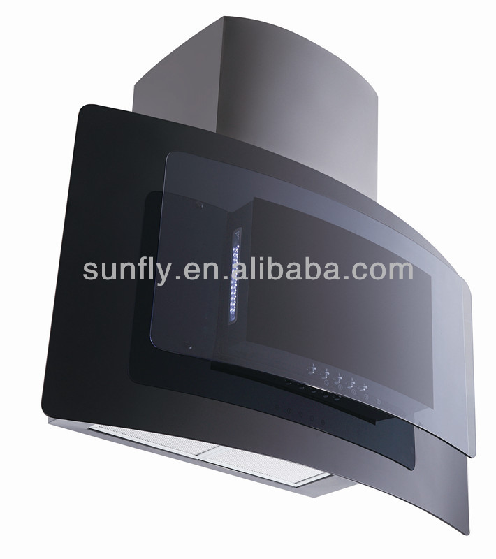 Wall-Mounted Kitchen Range Hoods