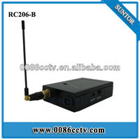 1.2GHz analog microwave wireless transmitter receiver kit,wireless camera