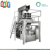 Rotary Type Automatic doypack packing machine for frozen food packaging