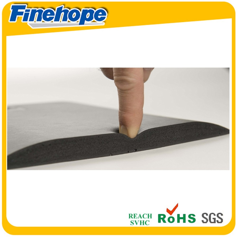 Customize Polyurethane foam OEM PU rubber anti slip anti fatigue kitchen floor mats all weather waterproof mats