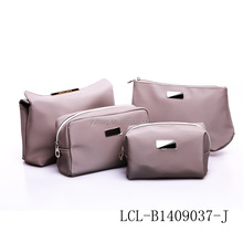 LCL -B1409037J PU cosmetic bag ,personalized , fashion wristlet pouch ,evening clutch cosmetic bag