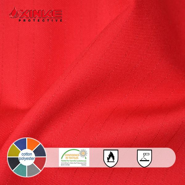 hot selling Workwear Uniforms, TC polyester cotton plain and twill active dyed polyester/cotton anti-static fabric