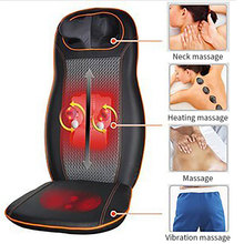 High quality new design shiatsu neck and back massage cushion