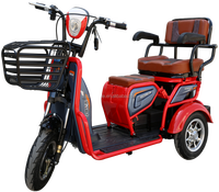 electric tricycle adults /Smart electric mobility scooter with shopping basket /electric scooter for adults