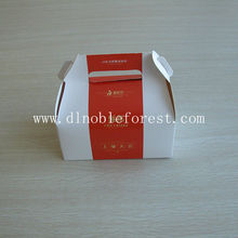 Paper Box For Fast Food--Widely Used In Take Away Restaurant