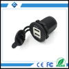 2015 Hot Selling Motorcycle&Car Dual USB Phone Charger With CE&UL High Quality Assurance Charger For Mobile Phone Iphone Etc