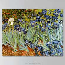 Wholesale Beautiful Pictures Of Flower Art Oil Painting On Canvas DIY Decoration Pieces For Home Decor