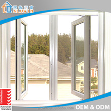 Aluminium Casement Window Double Glazed windows Factory in Guangzhou