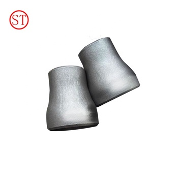 "China suppliers (1/2-8"") Carbon Steel A105 Forged Pipe Fitting Eccentric Reducer"