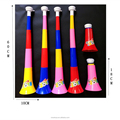 DD0715647 Cheap promotional musical toys set three stretch trumpet toys trombone