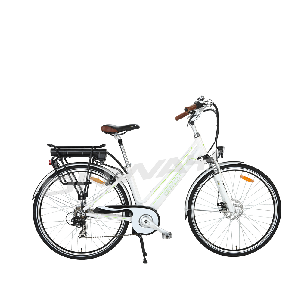 mini chopper city electric bike with full steel frames
