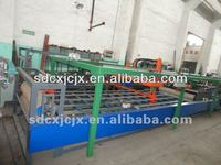 magnesium oxide building board equipment