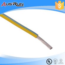 meishuo ul1007 iso 600v 200c silicone rubber electric cable and wire