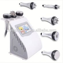 5in1 ultrasonic liposuction rf radio frequency cavitation cellulite massage vacuum ultrasound cavi lipo machine/device/apparatus