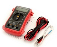 Digital Multimeter AC/DC Capacitance Resistance Frequency Hz Tester ut30c