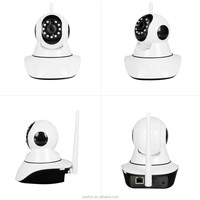 HD WiFi IP Camera Home Security Surveillance camera ,Rotatable Alarming Security System with wireless hidden ip camera