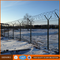 galvanized and pvc coated wire mesh fence,wire mesh fence for dogs,road fence wire mesh