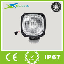 HID Headlight Y&T 12v 35w 55w HID LED WORK LIGHT,auto lighting system ,Auto Xenon Spotlight for 4WD Excavator,Waterproof