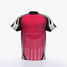 custom made sportswear wholesale pinstripe sublimated baseball jersey for sale