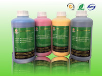 1L Package CMYK eco solvent white ink