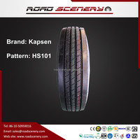 11R22.5 HS101 all wheel position truck tire with DOT, SMARTWAY