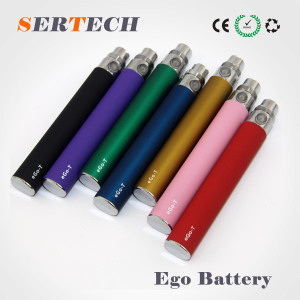 Newest arrival smoktech emax ego vv/vw e-cig battery 3.2-4.8v/4.0-12.0w smoktech ego vv battery ego emax
