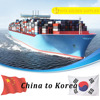 China guangzhou sea shipping agent transport cost to Inchon Busan South Korea