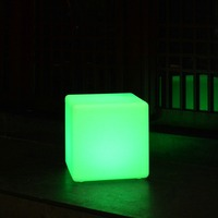 LED Modern Led Cube Lighted Led