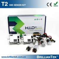 Hot Sale Wholesale Car Use Single Kit H1 H3 H7 H11 9005 9006 HID Lights Slim Ballast Xenon Kit Headlight from China Manufacturer
