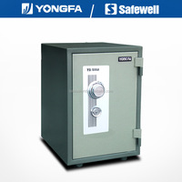 YB-500A Fireproof safe good for office and home use