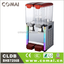 9L two tank bowl used juice dispenser machine R134a refrigerator imported