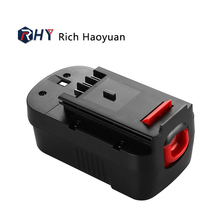 OEM Rechargeable Power Tool Battery 18V 3000mAh Ni-MH for Black & Decker Cordless Drill