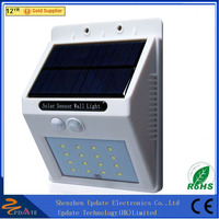 16 led solar wall lamp led wall lamp white lamp led for outside