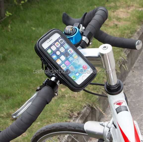 Bicycle Motor Bike Mount Holder For Mobile Phone PDA IPOD GPS