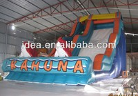 big kahuna inflatable water slide DS088
