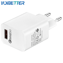 Qc 2.0 For Samsung Portable Mobile Phone Cell Pocket Accessory Original Us Qc3.0 Wall Charger