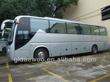 silvery color bus with DVD GDW6121HK