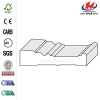 Middle East Popular Good Quality OEM FSC Certificate Lowes Chinese Fir Door Jamb