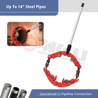 Portable Large Diameter Hinged Pipe Cutter