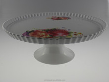 Low price wholesale environmental melamine cup mini cake stand