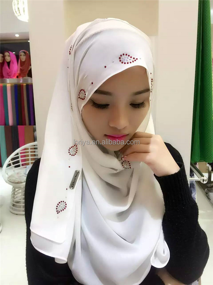 Wholesale hijab 2016 new design hijab for women
